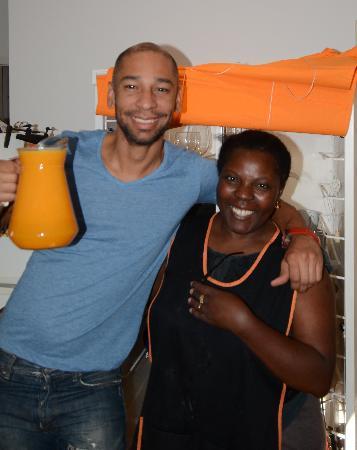 Ribeira Tejo by Shiadu: Fresh Juice every day!