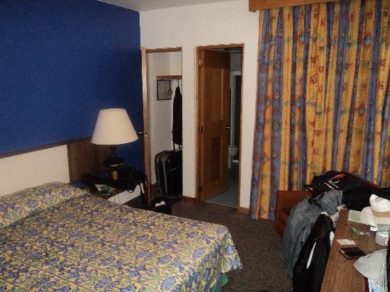 New York Hotel: Habitacion 502