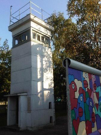 Allied Museum (Alliierten Museum) : Watch tower
