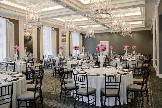 Waldorf Astoria Chicago: Sinclair Ballroom