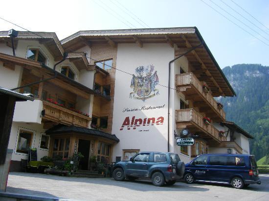 HOTEL PENSION ALPINA Schwendau Austria Reviews Photos Price - Hotel alpina austria