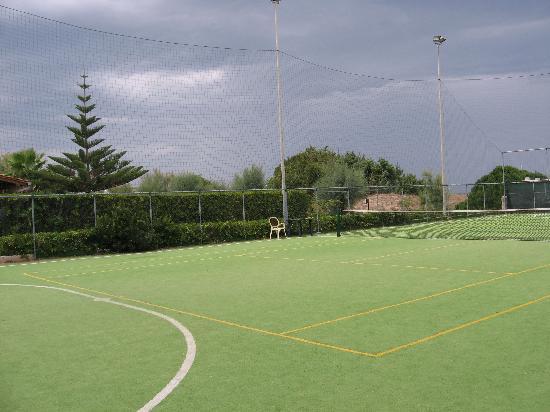 Blue Marine Village: Campo sportivo