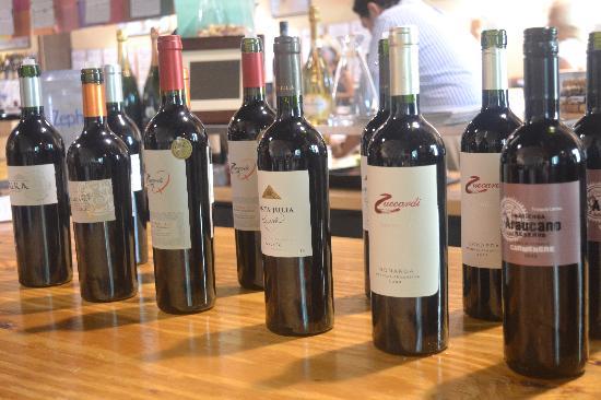 The Wine Barn : Wine Tasting