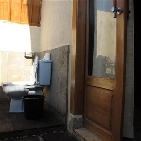 Gusung Indah: Toilet