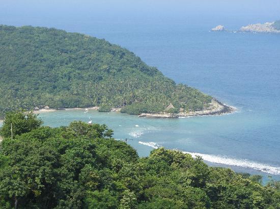 Playa Las Gatas : Las Gatas Beach