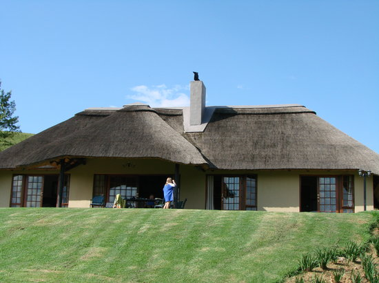 Winterton, Sydafrika: Our chalet