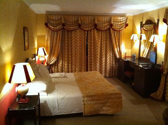 Dom Pedro Lisboa: Bedroom