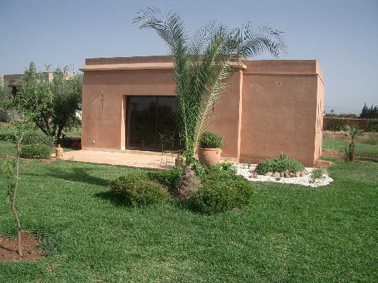 Oasis Jena: Douria (petite maison) extérieur