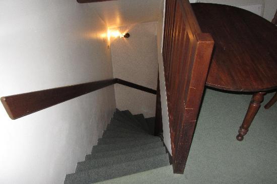Hotel De France Logis: scale