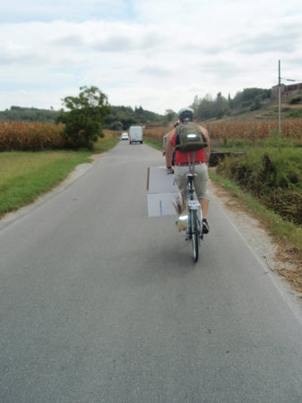 Not Ordinary Ways Tuscany Bike Tours