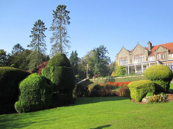 Graythwaite Manor Hotel: Autumn 2011