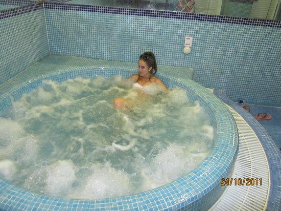 Palma Bay Club Resort : yacuzzi