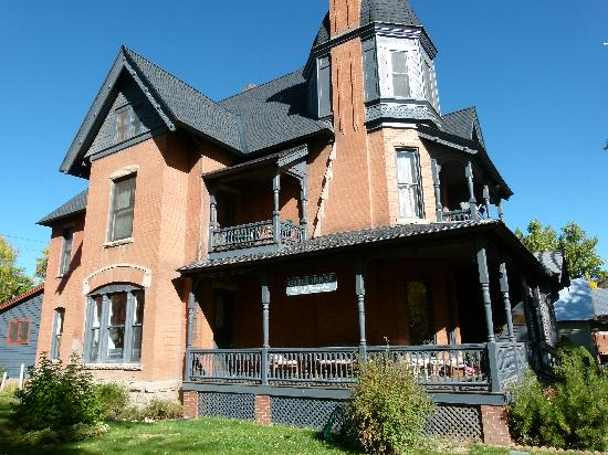 Gable House Bed and Breakfast : A relaxing experience