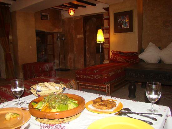 Riad Dar Nimbus: le Tajine c'est divin