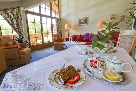 Hotel Furian am Wolfgangsee: Familiensuite