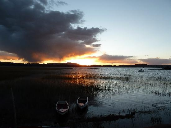 Titilaka: Breath-taking sunsets