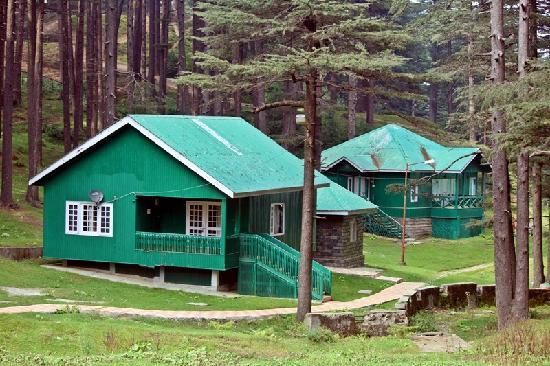 Holiday Houses, Patnitop, Jammu