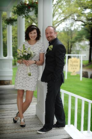 Noble House Inn : Hosting Romantic Elopements