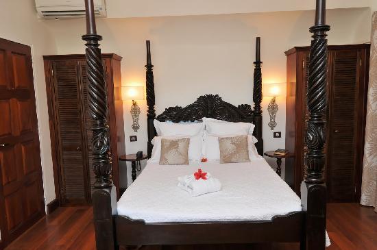 Hotel l'Imperatrice: Superior room
