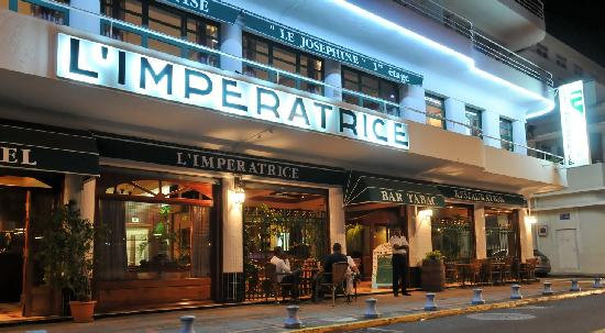 Hotel l'Imperatrice : Outside