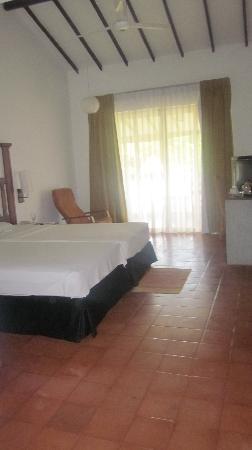 Siddhalepa Ayurveda Health Resort : double room
