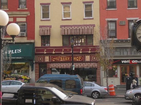 Carlo's Bakery: From Across the Street