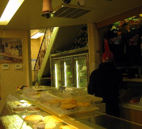 """Carlo's Bakery : The """"Stair Case"""""""