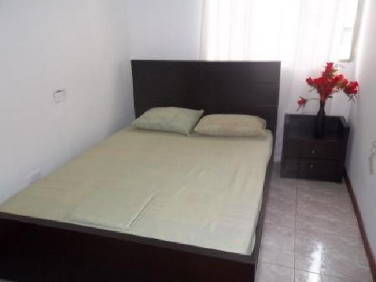 Cali Hostel: habitaciones dobles