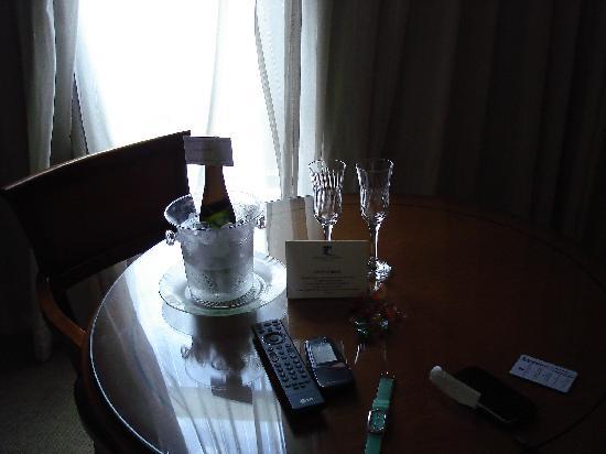 Tucuman Center Hotel : Habitacion suite