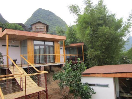 CTN Garden Hotel: cabin