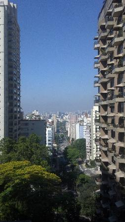 Tivoli Mofarrej - Sao Paulo: View from the window, 7th floor