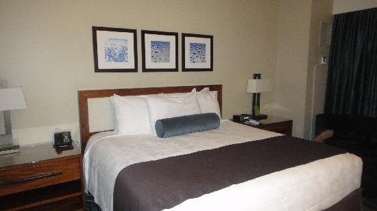 The Fox Tower at Foxwoods : king size bedroom