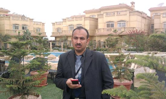 Sun Hotel Raouf: ايمن شعبان