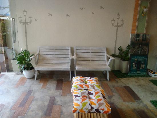 Limburi Hometel: Lovely corner