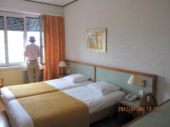 スイス ホテル ジュネーブ, ツインルーム
