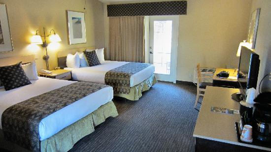 The Ranch at Death Valley : Deluxe double room