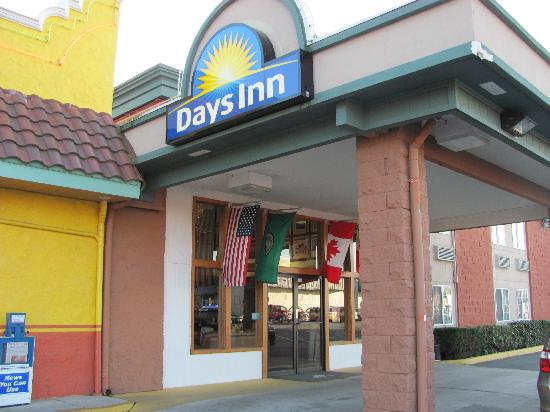 Days Inn Mt. Vernon: The Days Inn
