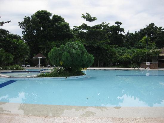 Pacific Cebu Resort: こんな素敵なプールがありました