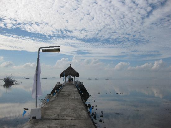 Pacific Cebu Resort: ダイビングへ出発