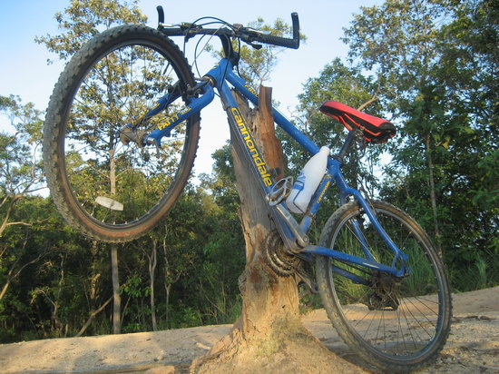 Bali Hai Bike Tours: Ride On !
