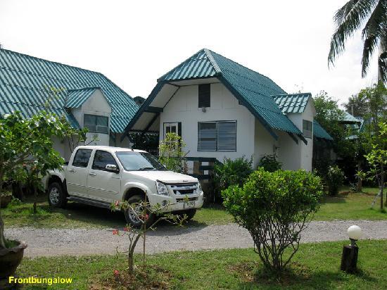Koram Resort Samroiyod: Frontbungalow