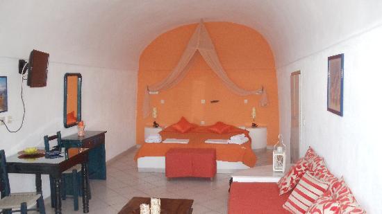 Villa Irini Santorini: Room