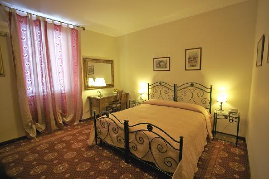 Hotel Parco dei Principi: Camera da letto