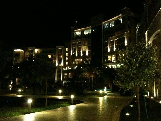 Hotel Splendid Conference & Spa Resort: Hôtel de nuit