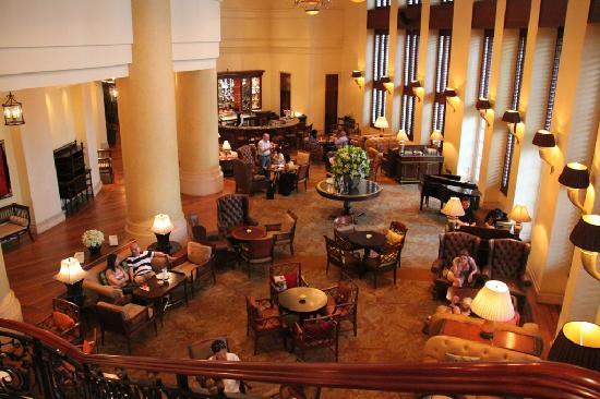 Park Hyatt Saigon : Lobbybar