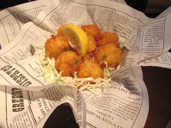 Bubba Gump Shrimp Co. Restaurant and Market: Seafood Hush Pups