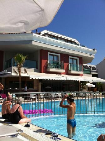 Sivas, Tyrkia: Pasabey Hotel, marmaris