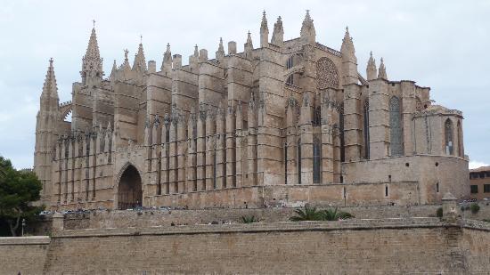Salles Hotel Marina Portals: Cathedral Palma