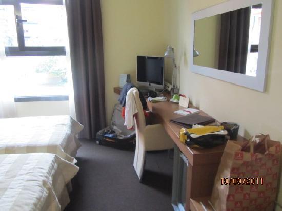 HC3 Hotel: Bedroom