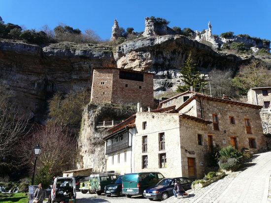 Burgos, España: Casas